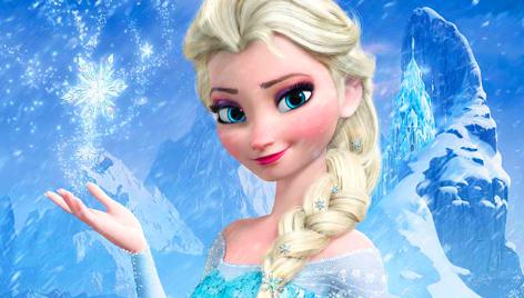 frozen el reino del hielo elsa snow queen la reina de las nieves disney 2013 princess princesas gisela let it go sueltalo poster cartel