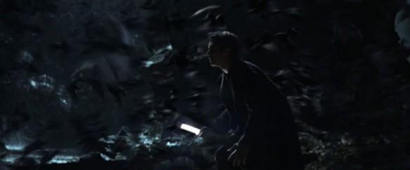 Batman-Begins-Bruce-Wayne-bats-cave