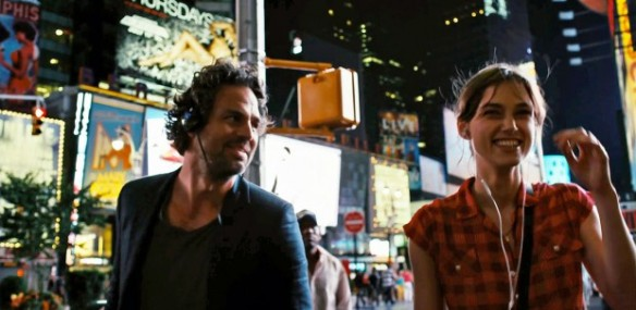 Begin Again Times Square