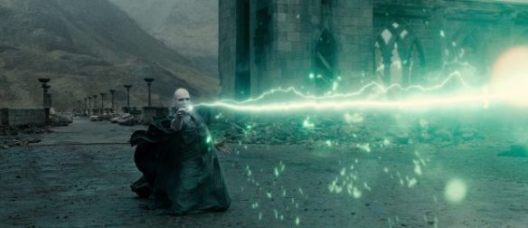 "RALPH FIENNES as Lord Voldemort in Warner Bros. Pictures' fantasy adventure ""HARRY POTTER AND THE DEATHLY HALLOWS – PART 2,"" a Warner Bros. Pictures release."