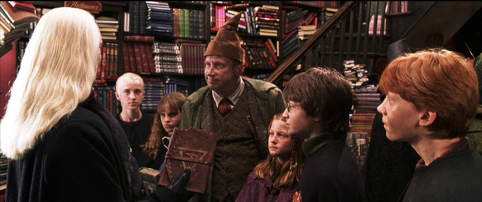 Harry Potter y la cámara secreta' (Chris Columbus, 2002) | CineDosMil